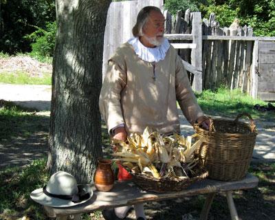 living history pilgrim plimoth plymouth ma