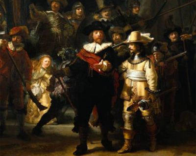night watch rembrandt rijksmuseum