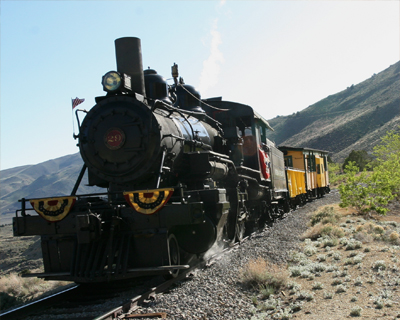 virginia truckee railroad