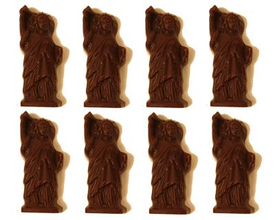 statue liberty chocolates