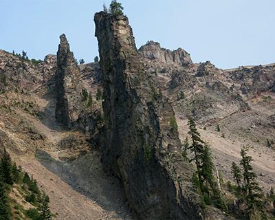 crater lake devils backbone