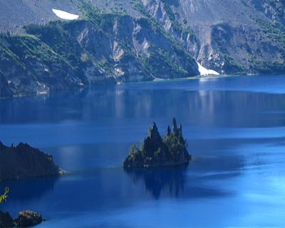 crater lake phantom ship