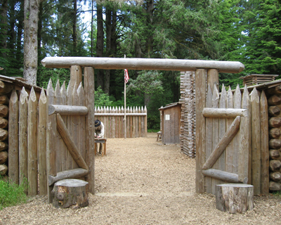fort clatsop oregon
