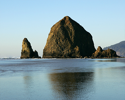 haystack rock cannon beach