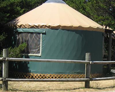 yurt campground nehalem bay
