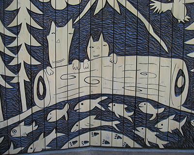 washington park mural