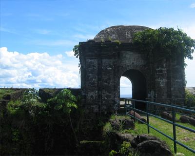 panama fort san lorenzo