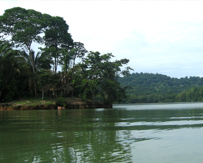 panama lake gatun