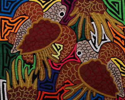 sea turtles textiles