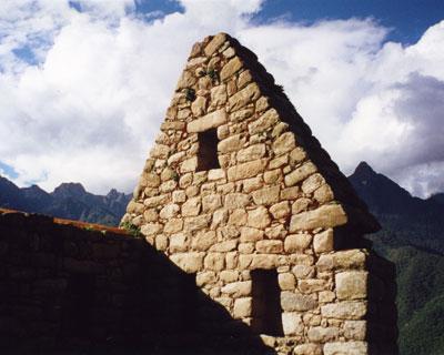 inca stonework machu picchu