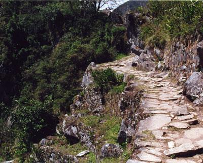 inca trail intipunku machu picchu