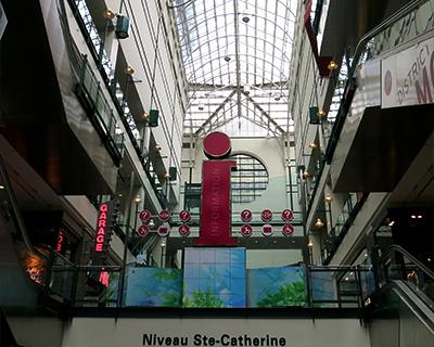 montreal underground city eaton centre