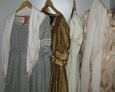 quebec city period clothing