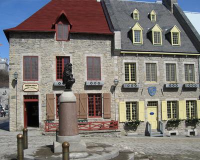 quebec city place-royale
