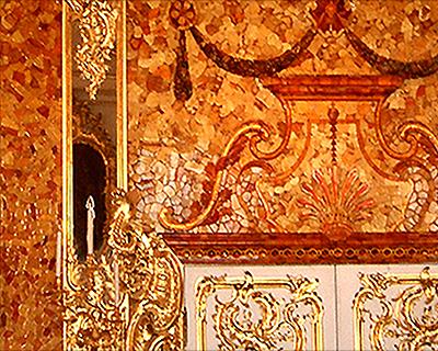 amber room catherine palace tsarskoe selo