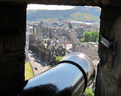 Contact US >> Travel for Kids Edinburgh Castle Photos