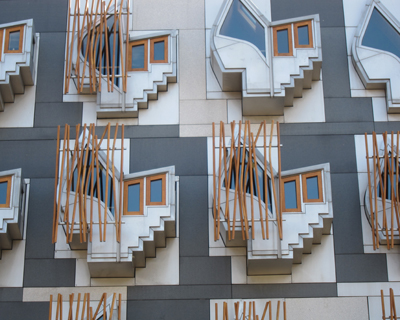 new scottish parliament building edinburgh