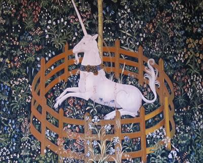 stirling castle unicorn tapestry