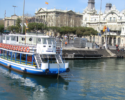 barcelona sightseeing boats