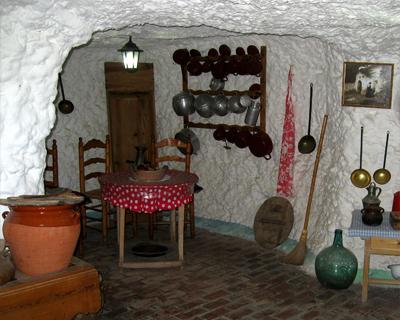 granada spain caves museo cuevos sacromonte