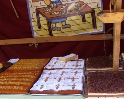 granada spain traditional cakes