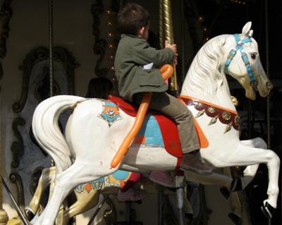 madrid carousel
