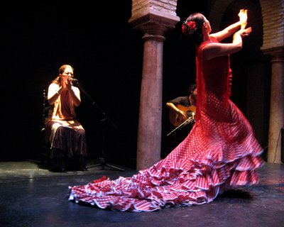 Flamenco performance Seville