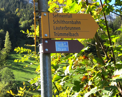 lauterbrunnen valley walking trails
