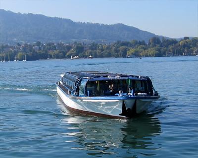 limmat boat zurich