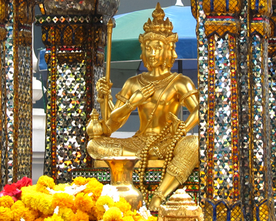 bangkok brahma erawan shrine