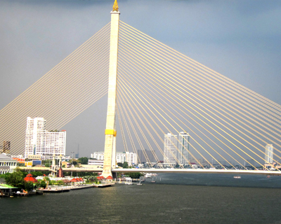 bangkok rama 8 bridge