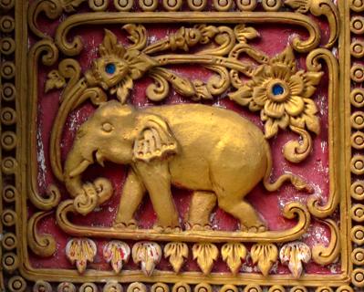 elephant wat bhuppharam