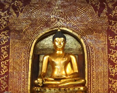 chiang mai phra singh buddha