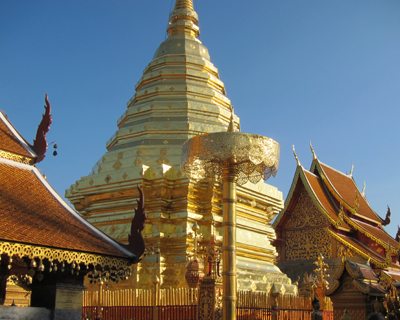 thailand wat phra that doi suthep