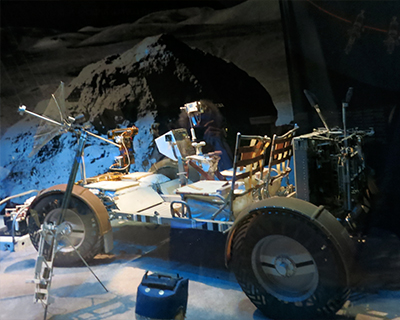 apollo lunar rover air and space museum
