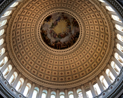 interior dome capitol building