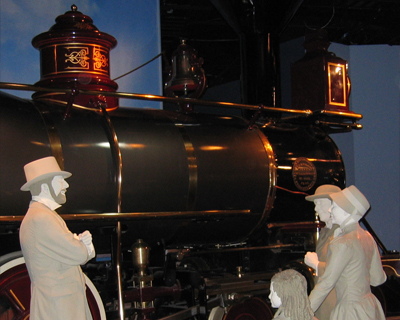museum american history steam train