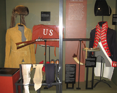 uniforms buckskins corps discovery