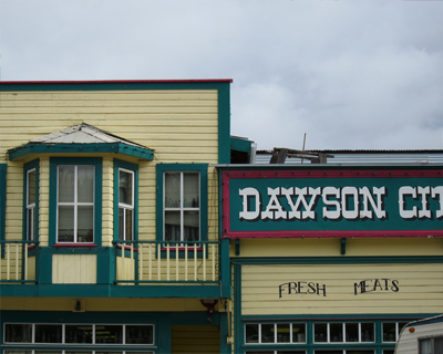 dawson city yukon territory