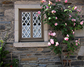luss stone houses