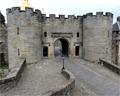 stirling castle forework