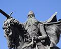 burgos statue el cid