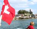 Lake Zurich cruise