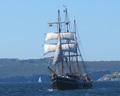 Sydney tall ship