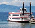 Paddlewheeler Lake Tahoe