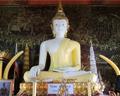 wat buppharam teak buddha