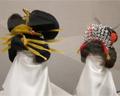Edo hairstyles Edo Tokyo Museum