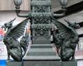 Dragons on Nihonbashi Bridge