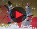 video tokyo store murals