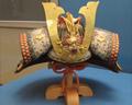 Samurai helmet Tokyo National Museum